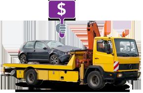 Salvage vehicle