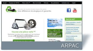 Association des recycleurs de pièces d'autos et de camions