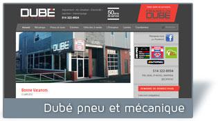 Dube pneu et mecanique / Carrosserie Franklin Dube