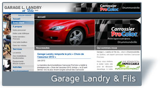 Garage Landry et fils