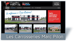 Les Carrosseries Marc Pilon