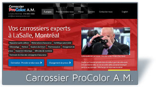 Carrossier ProColor AM