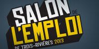 Salon de l'emploi Trois-Rivières 2013