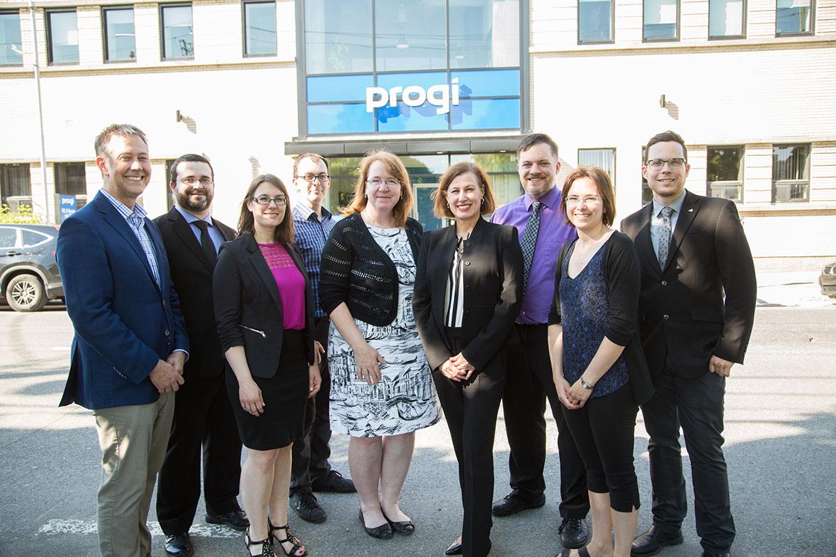 Inauguration ProgiPlex