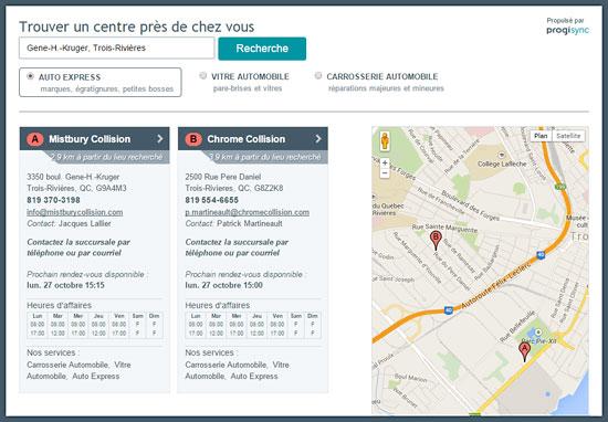 ProgiSync Network Locator