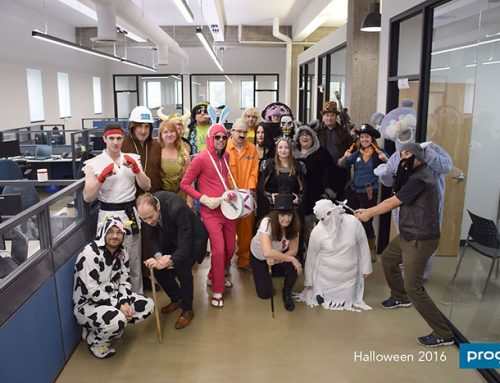 Halloween 2016… en direct du nouveau ProgiPlex!