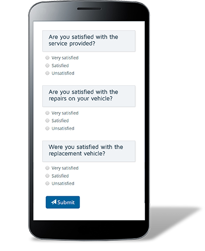 ProgiSync Feedback survey sample