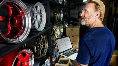 Parts procurement in collision shops