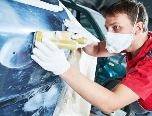 In Our Collision Shop, Is It Possible to Turn Labour Shortage to Our Advantage?